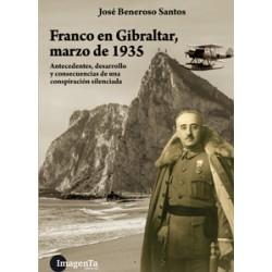 Franco en Gibraltar, marzo de 1935